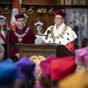 Przemówienie Rektora prof. Jerzego Gwizdały