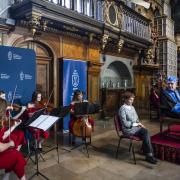 Koncert kwartetu smyczkowego Golden Gate String Quartet