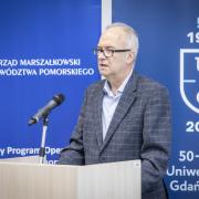Otwarcie Instytutu Informatyki - przemówienie Rektora