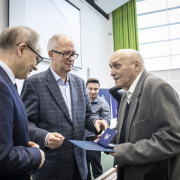 Otwarcie Instytutu Informatyki - JM Rektor