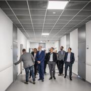 Otwarcie Instytutu Informatyki - zwiedzanie Instytutu