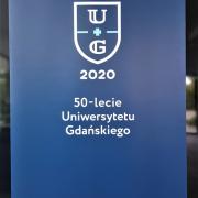 Roll-up 50-lecia UG