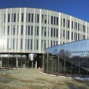Nowy budynek Instytutu Biotechnologii UG