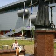 Pomnik Krzysztofa C. Mrongowiusza