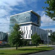 Rektorat UG i budynek Neofilologii