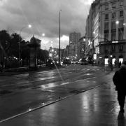 Ulica w A Coruna