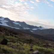 Krajobraz Ny-Ålesund