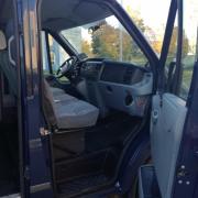 Sprzedaż Ford Transit Kombi - zdjęcie 9