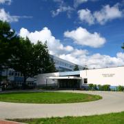 Budynek Wydziału Filologicznego UG