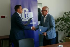 Współpraca Uniwersytetu Gdańskiego z Portem Gdańsk 0