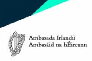 Logo Ambasady w Irlandii