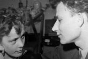Zbigniew Żakiewicz z żoną