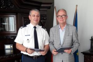 Porozumienie pomiędzy Uniwersytetem Gdańskim i Komendą Wojewódzką Policji w Gdańsku