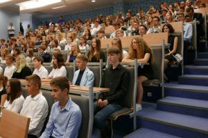 Inauguracja roku szkolnego w ULO