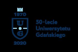 50-lecie UG logo