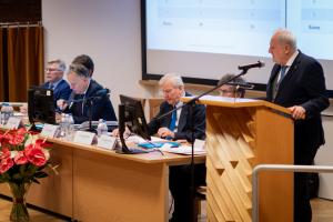 Wybory w Polskiej Akademii Nauk