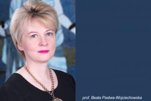 prof. Beata Pastwa-Wojciechowska