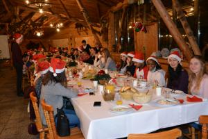 Międzynarodowe spotkanie świąteczne