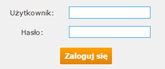 Użytkownik i Hasło